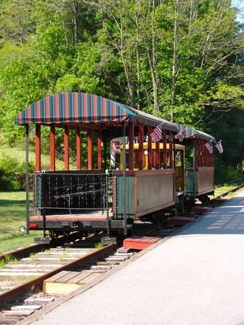 Our Excursion Train