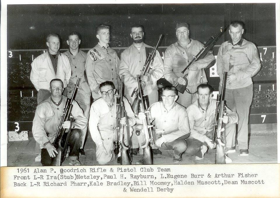 1961 Ithaca Rifle Team