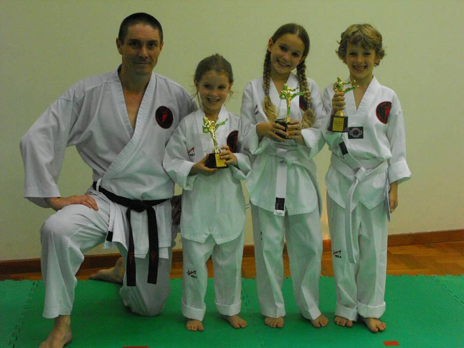 Tournament champions