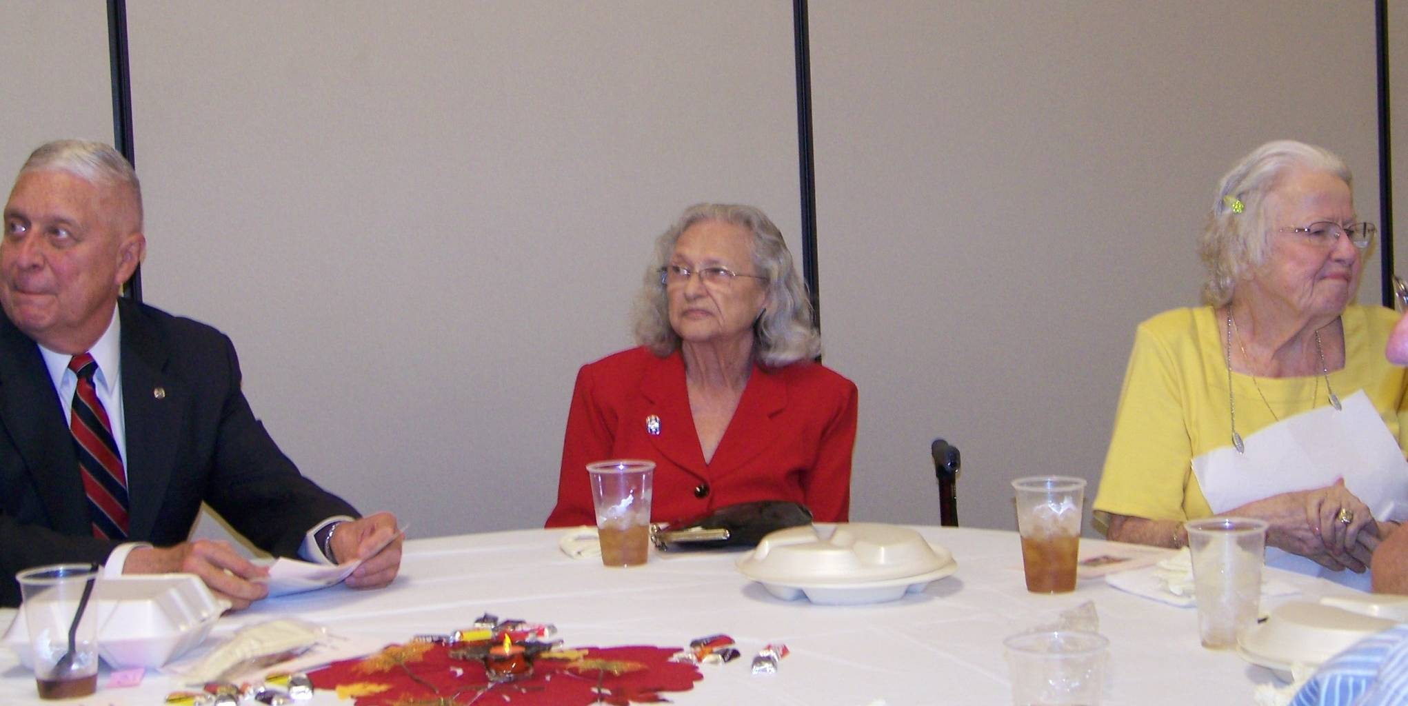 Honored Guest Mollye Boyer