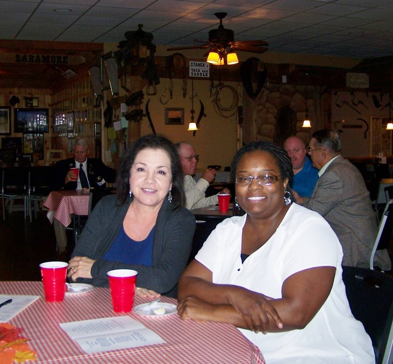 Lisa Burden Builders Club, Plejette Woods Key Club