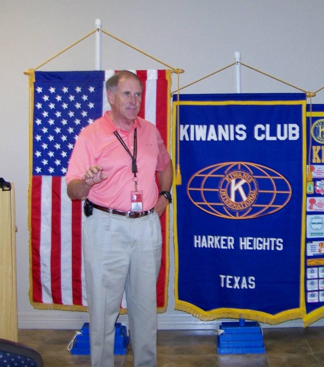 Garry McNiesh JROTC Program Sr Instructor