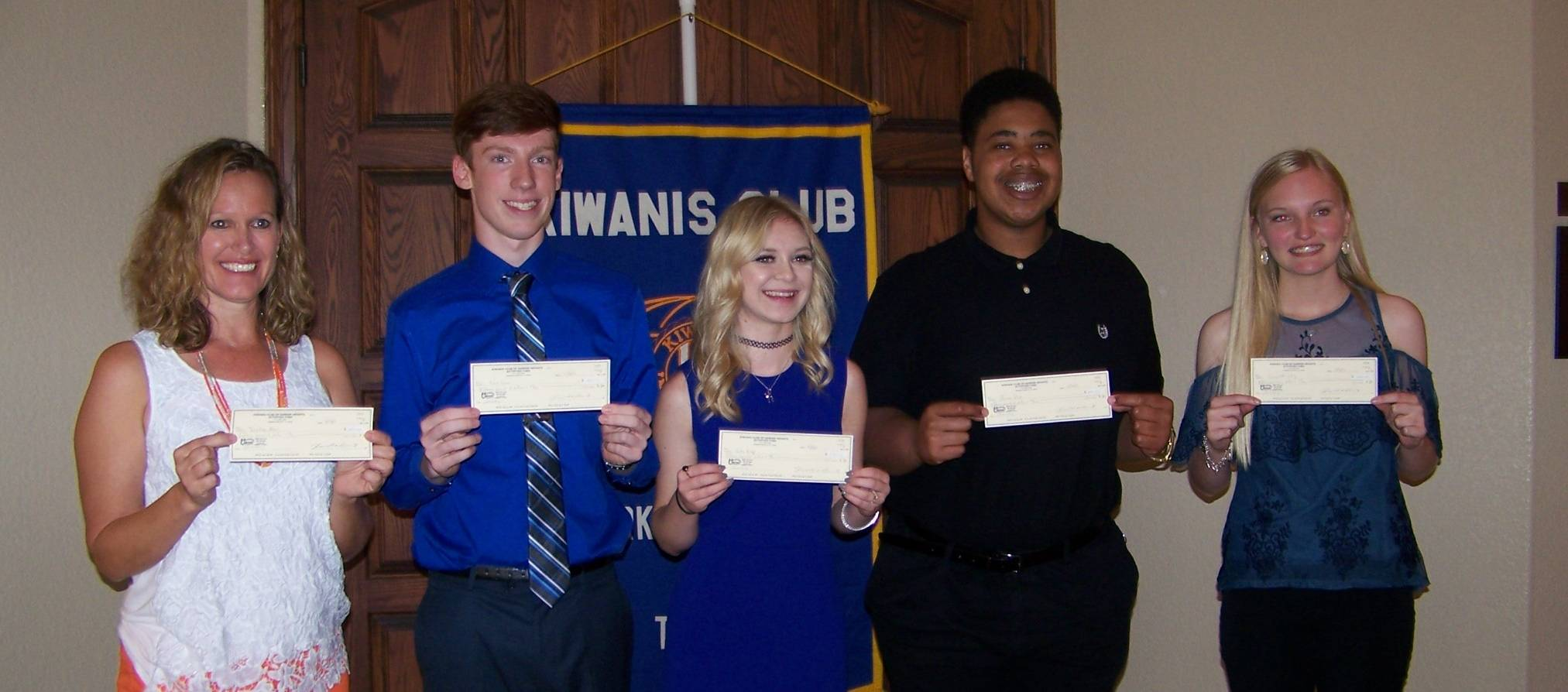 2017 Scholarship Recipients