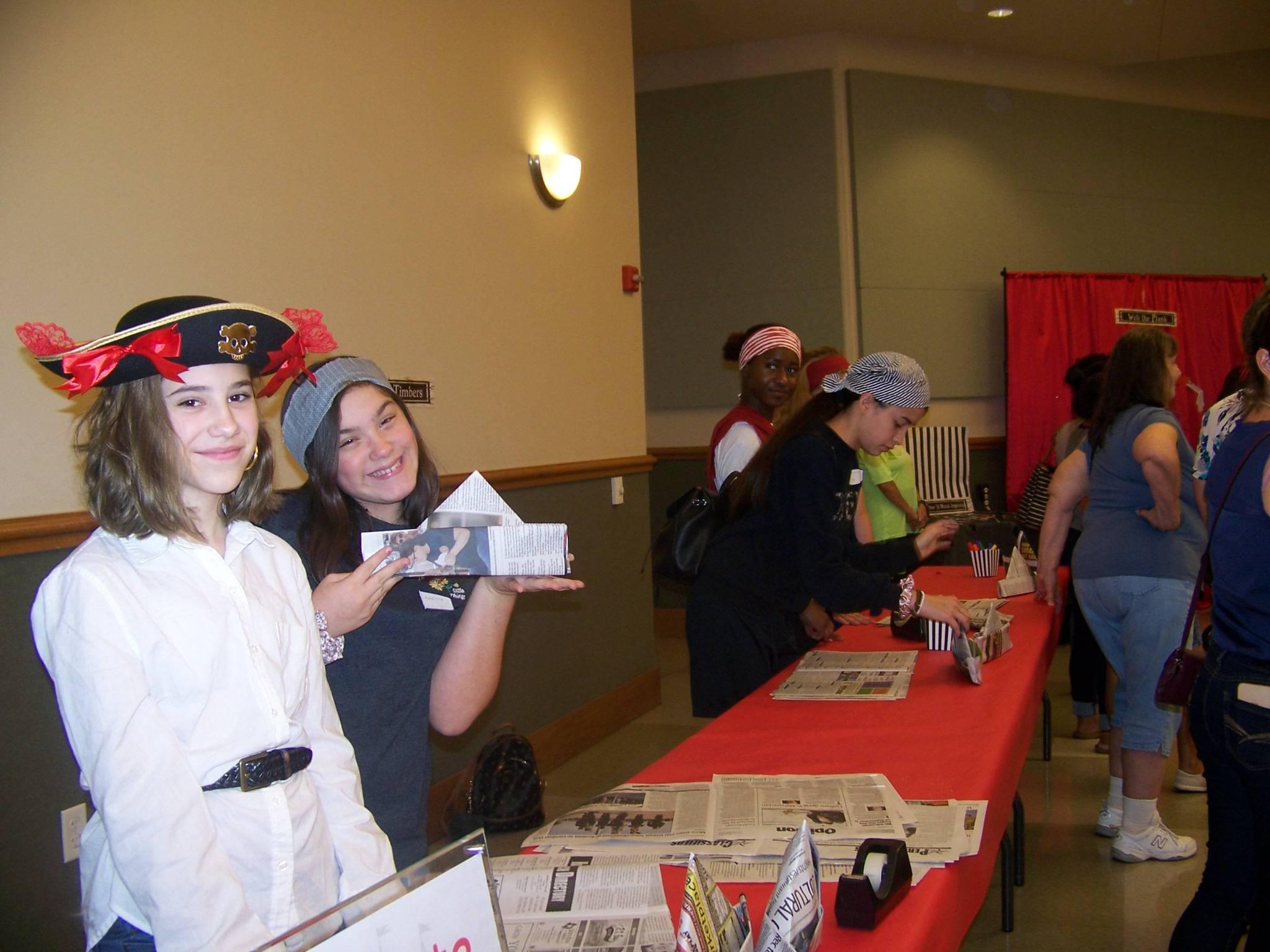 Sailor Hat Crew