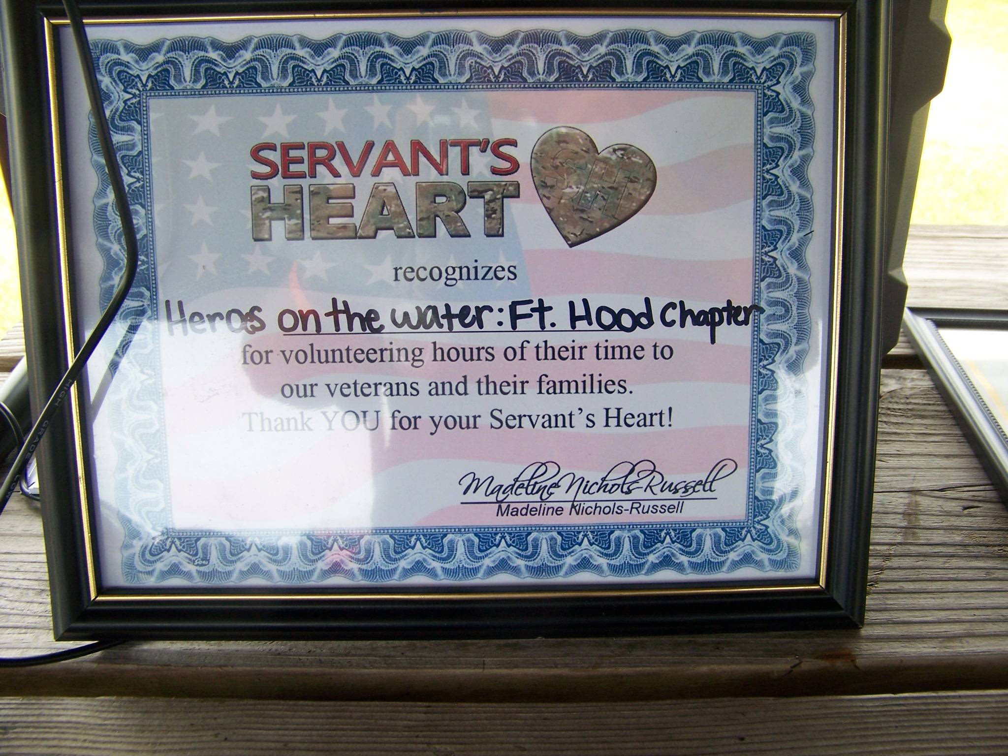 A Servant's Heart from Ms Teen Tennessee