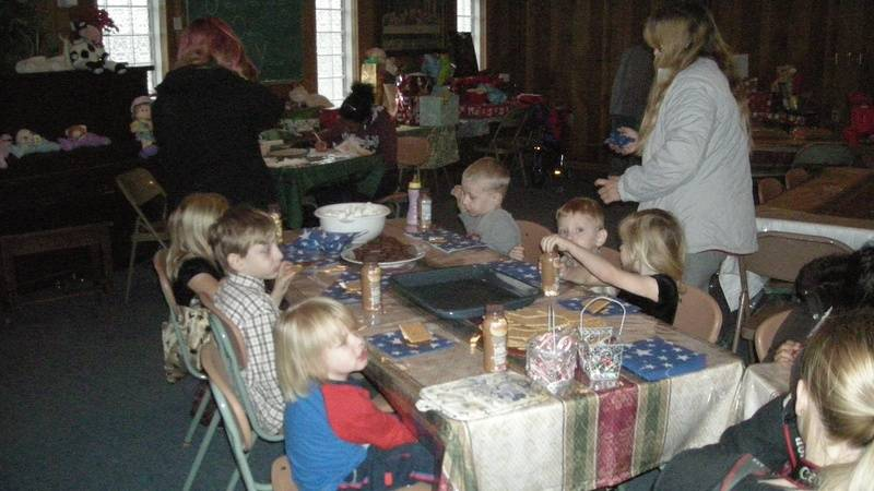 Kids in our Community Gift Drive
