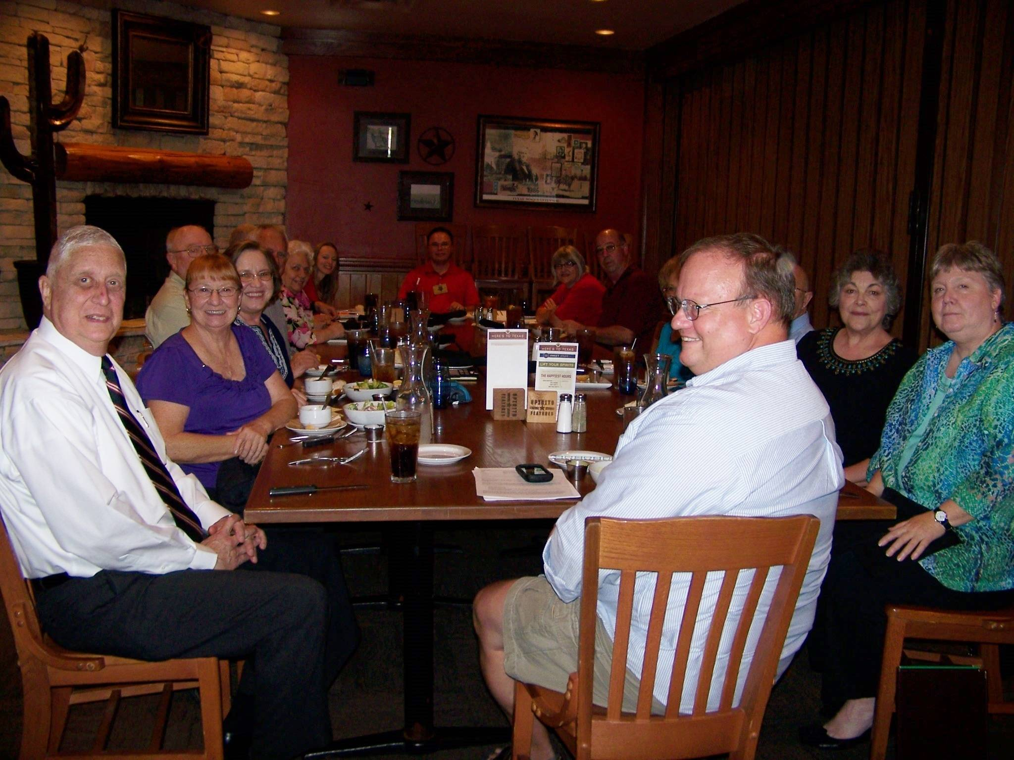 Div. 23 Council Meeting