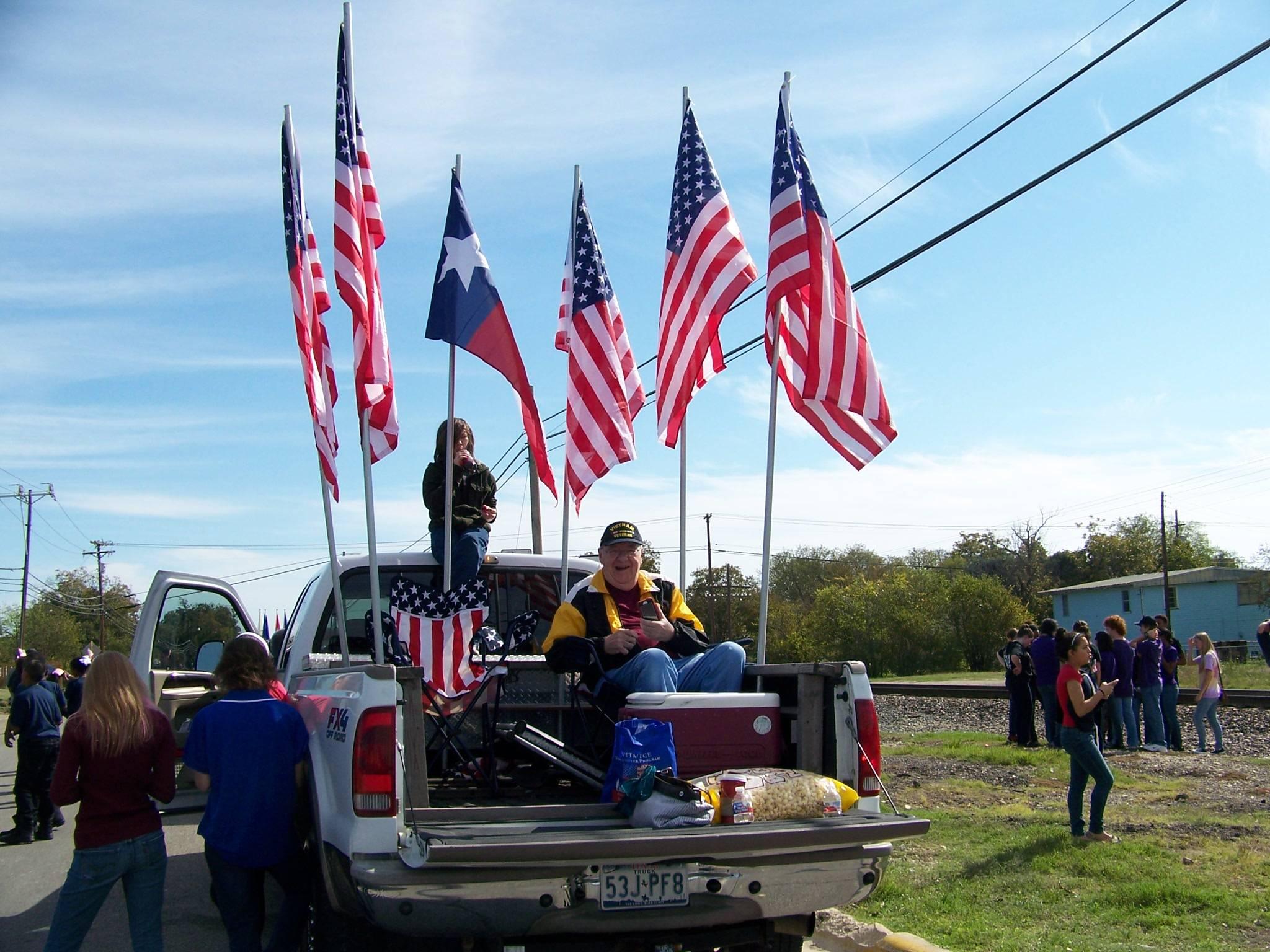 Dick Dinwiddie - Veteran's Day 11-11-13