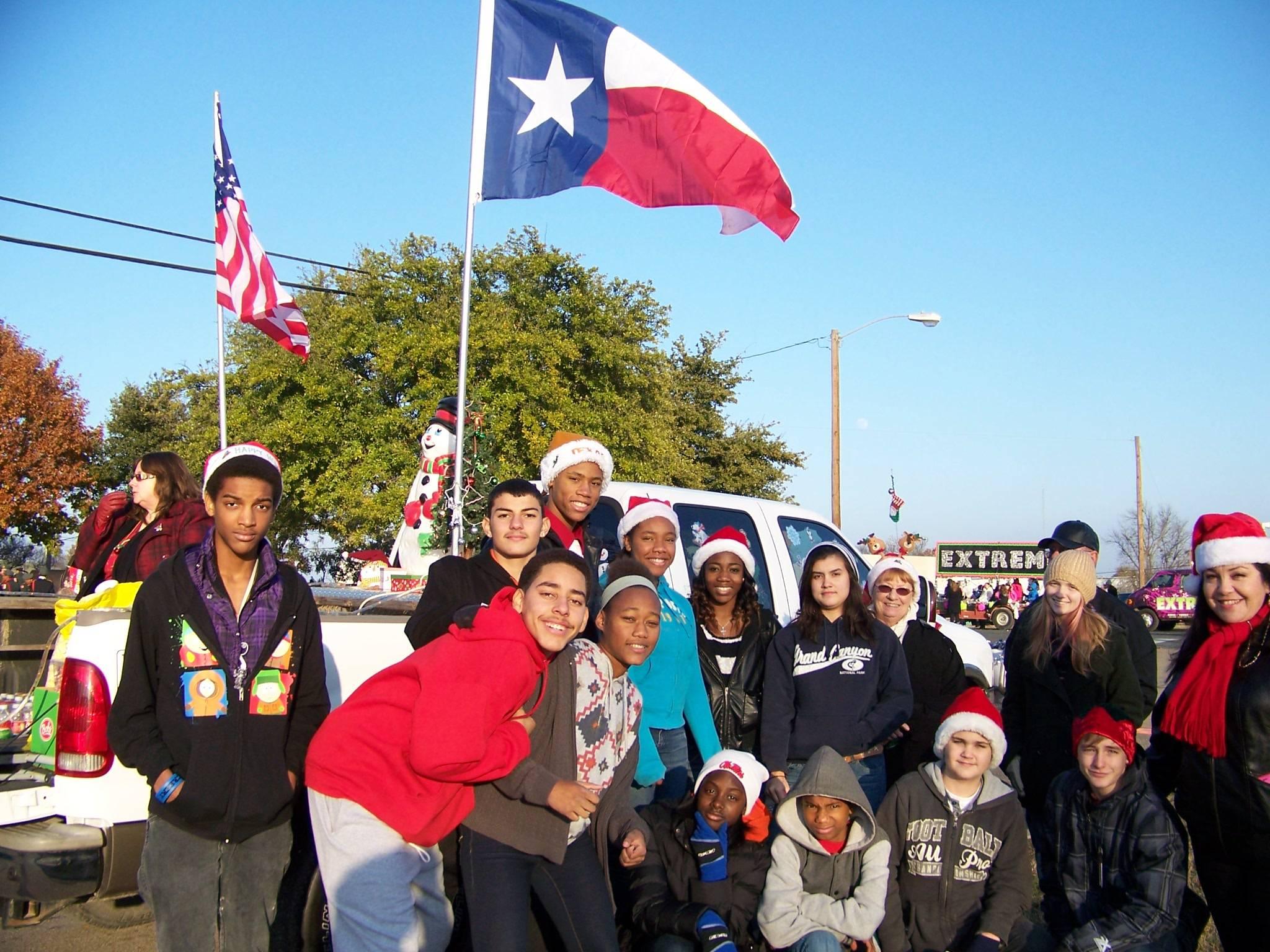 2013 Killeen Christmas parade