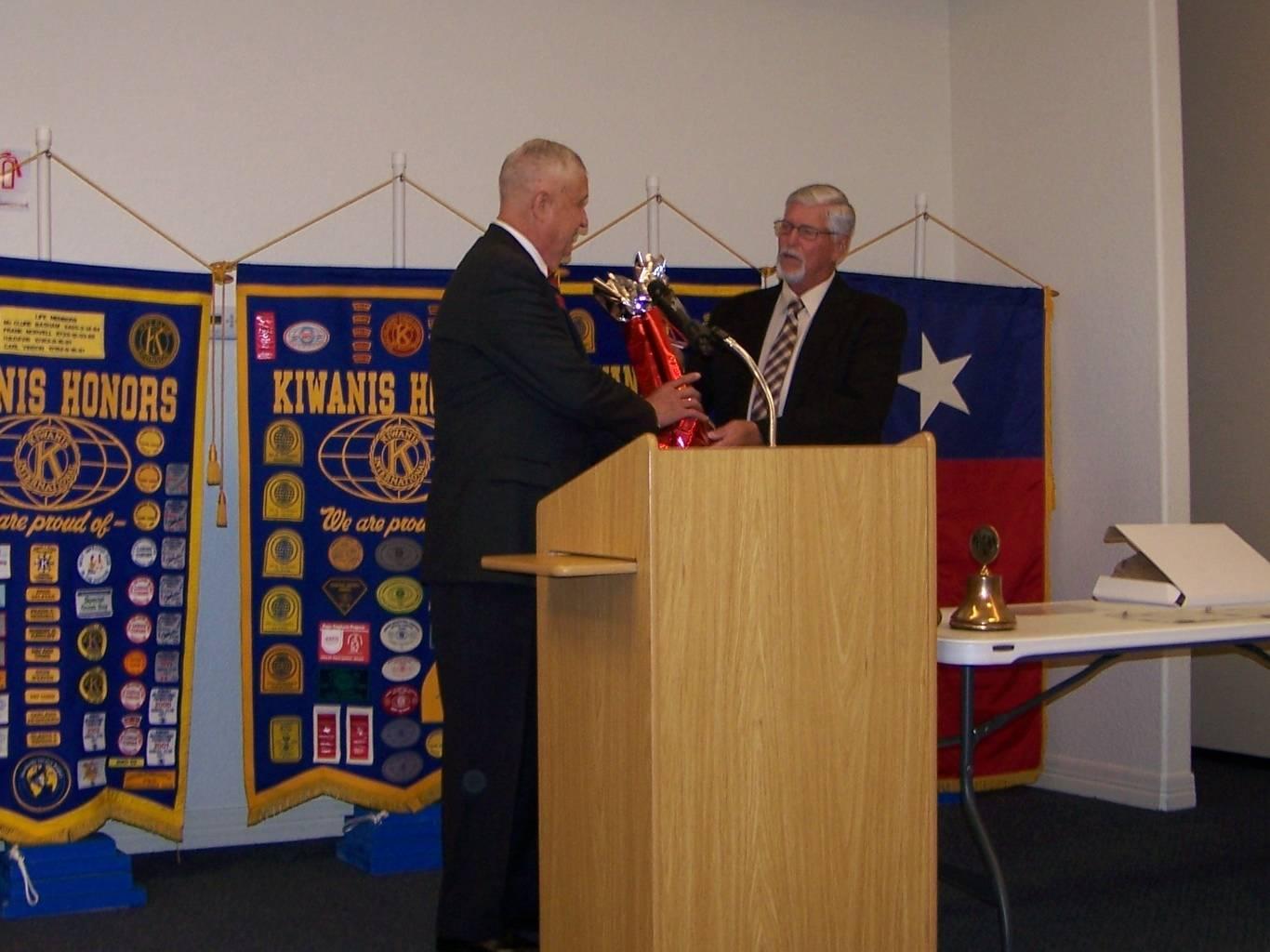 Charles Sweeney & Pete Laessig