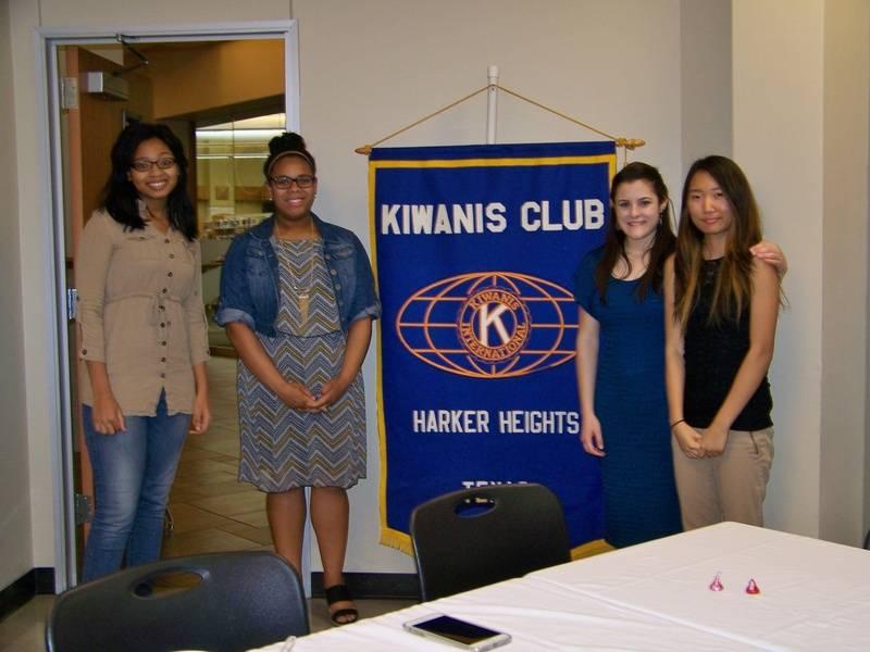 Key Club Officers