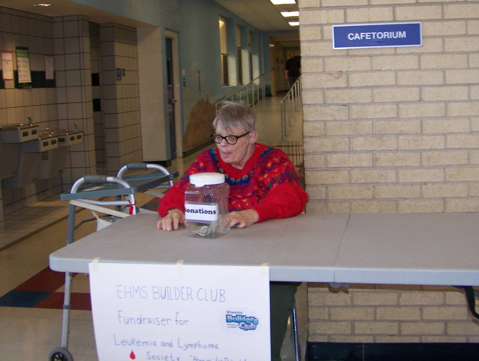 Builders Club Fundraiser for LLS
