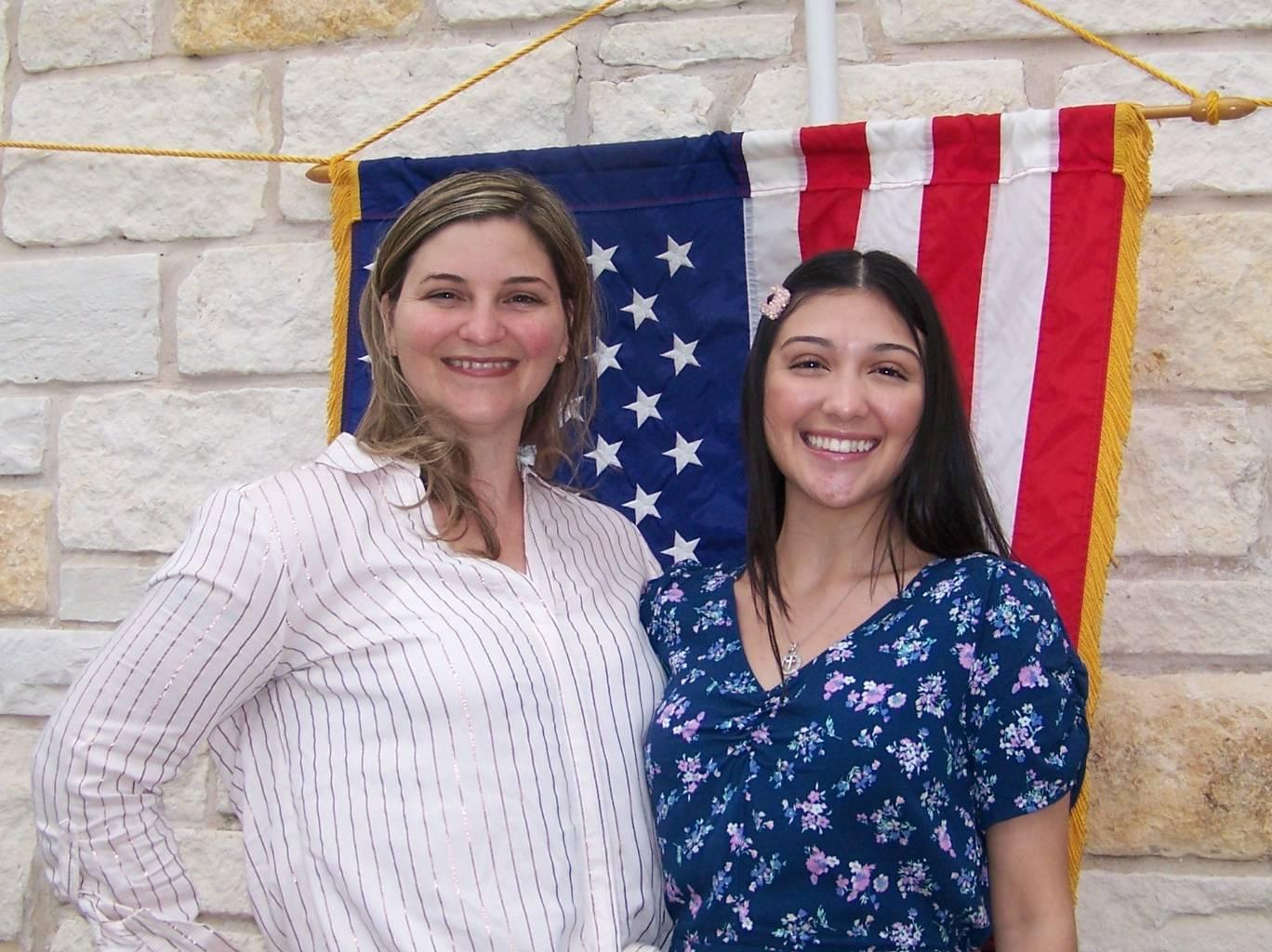 Tatiana Toribio & Mom