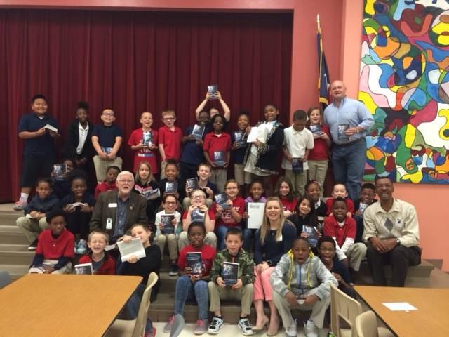 Dictionary Project at Iduma Elementary