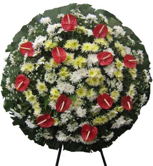 Medalhao Anturio e Flor do Camo