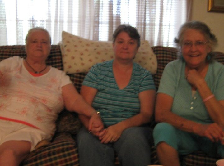 Two Generations of Edgeworth Women