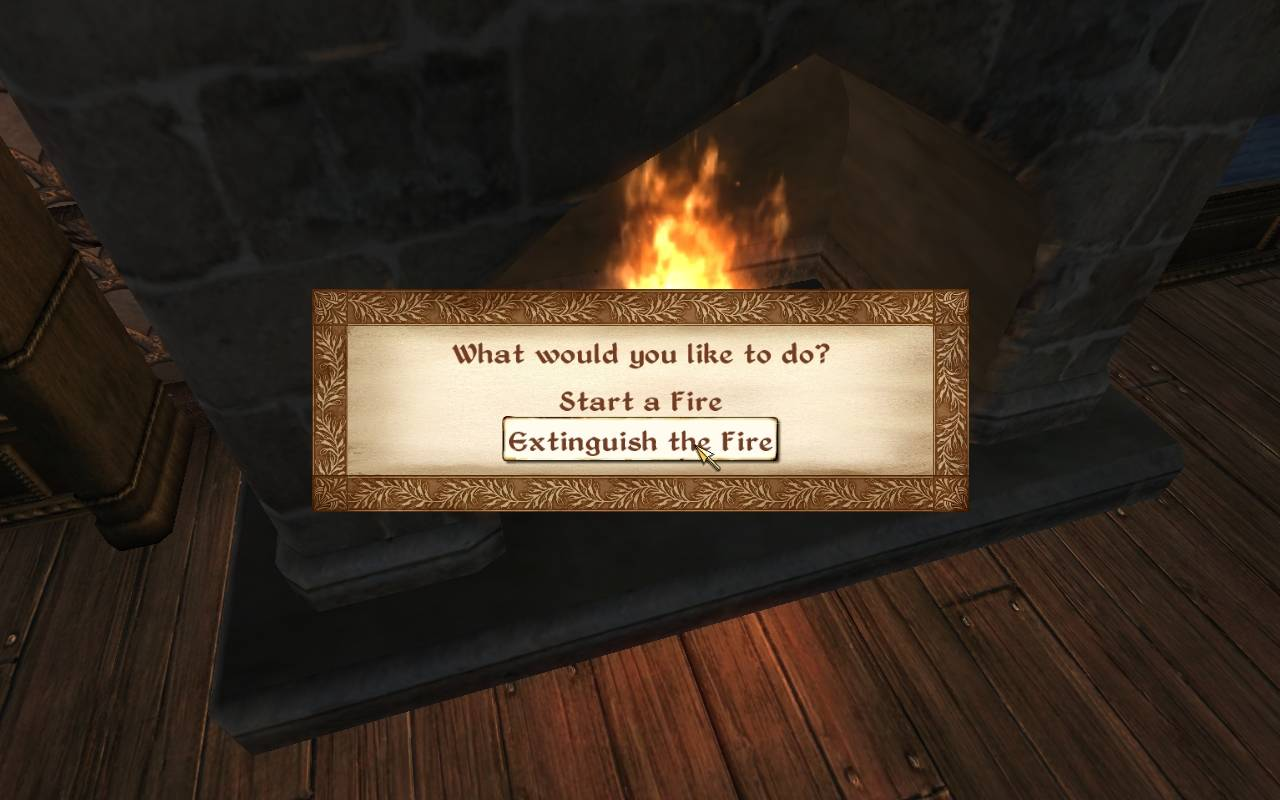 Fire Activator