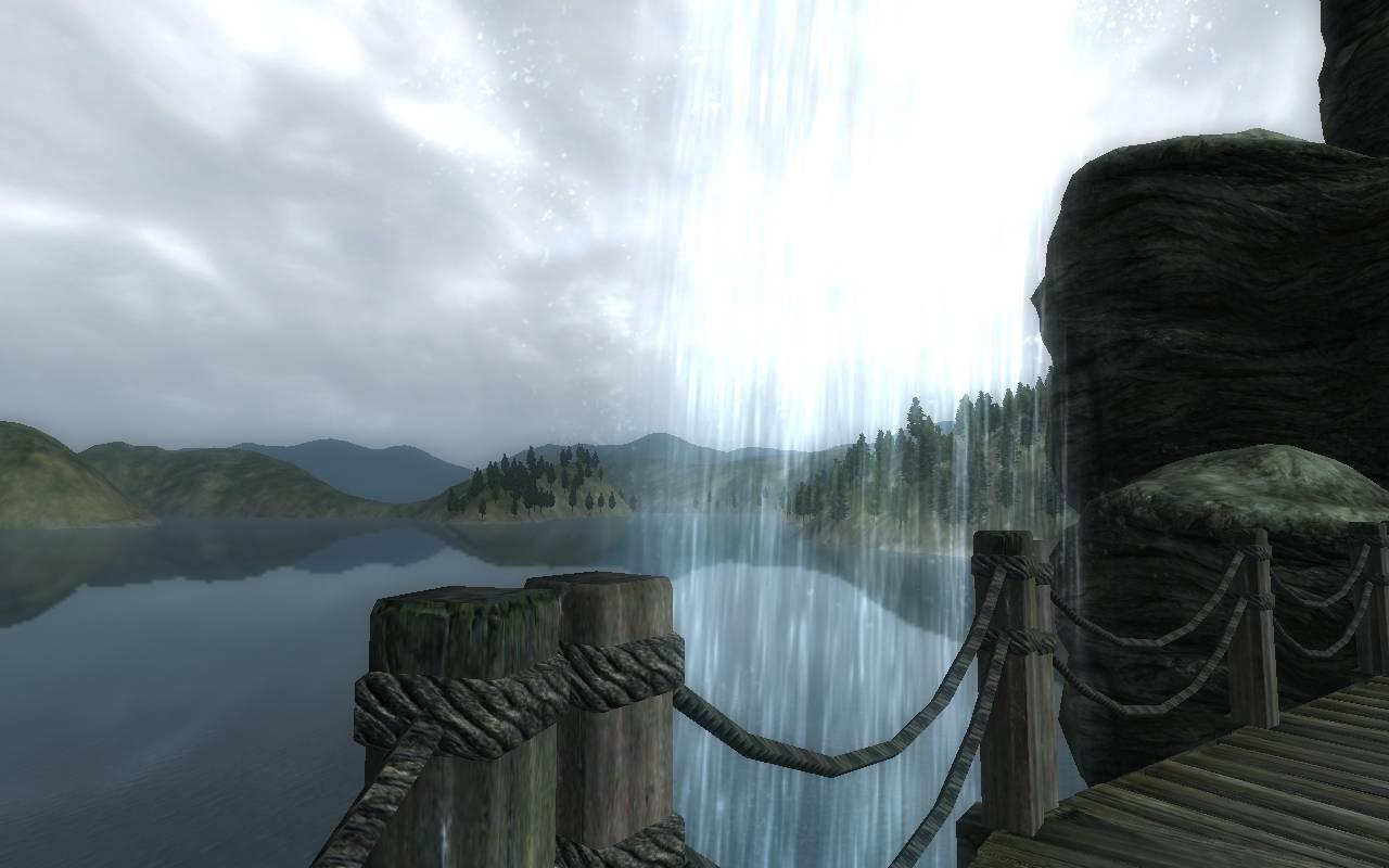 Bridge Falls