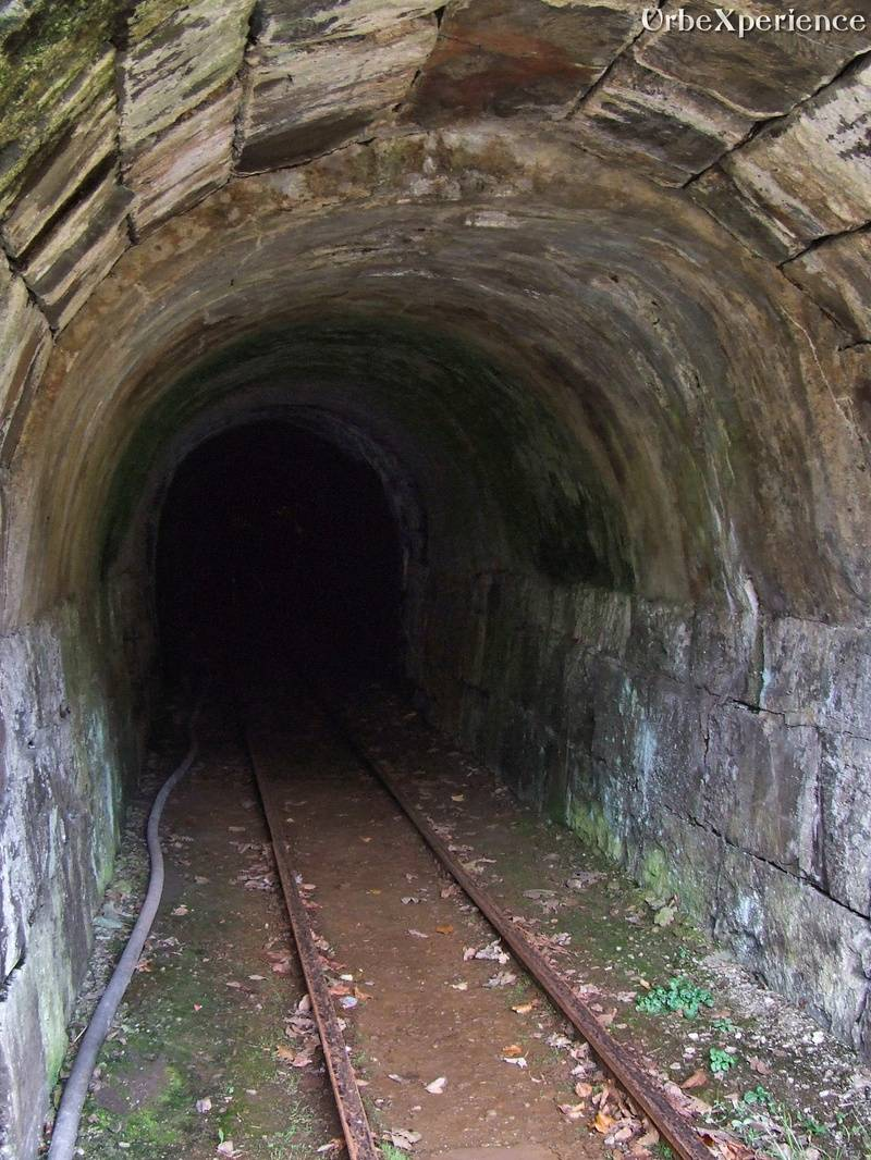 Abandoned mine in the Harz,Germany.