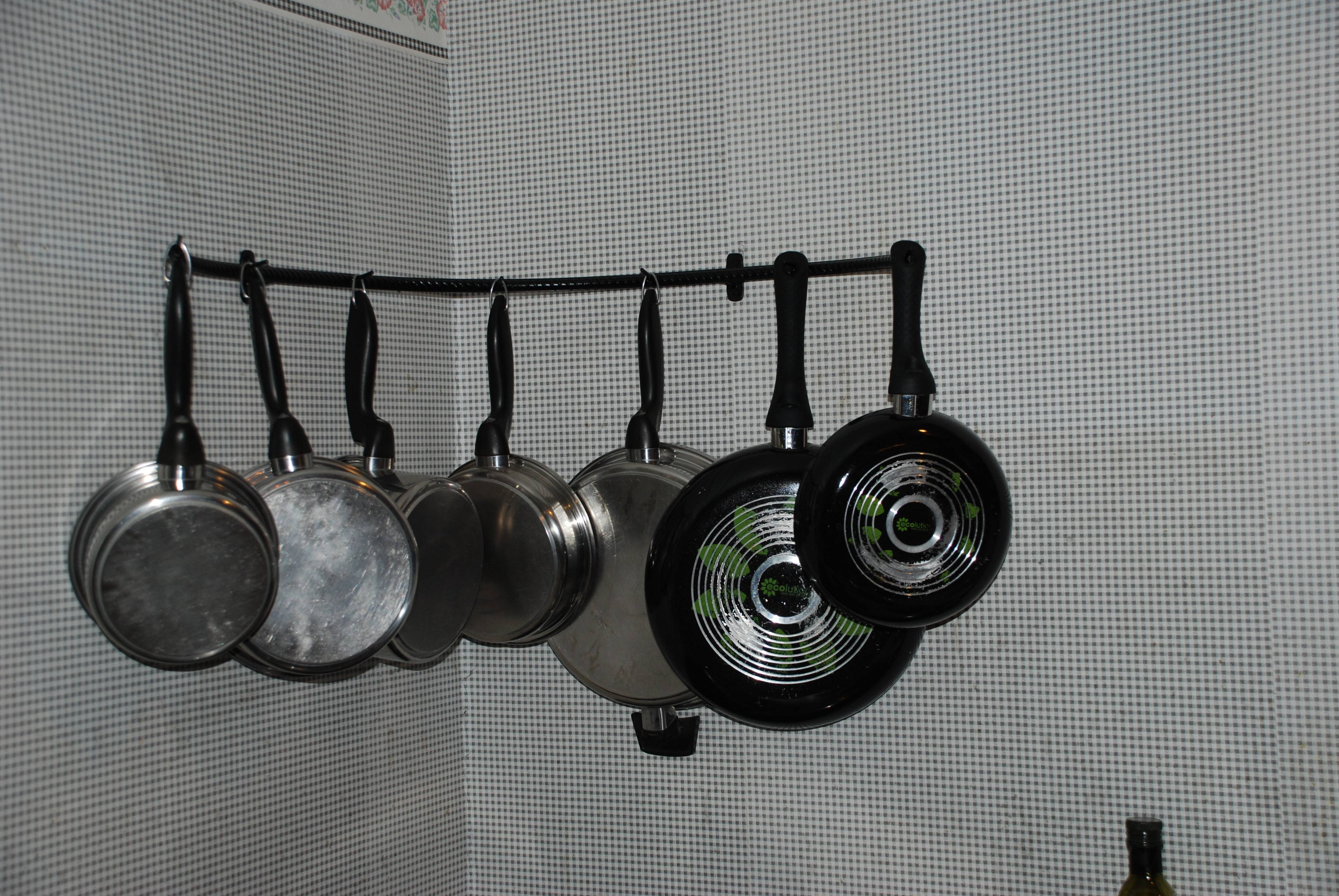 Pots & pans rack