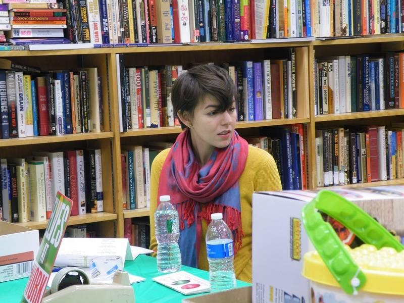 Allison Putnam one of Deb's Elves
