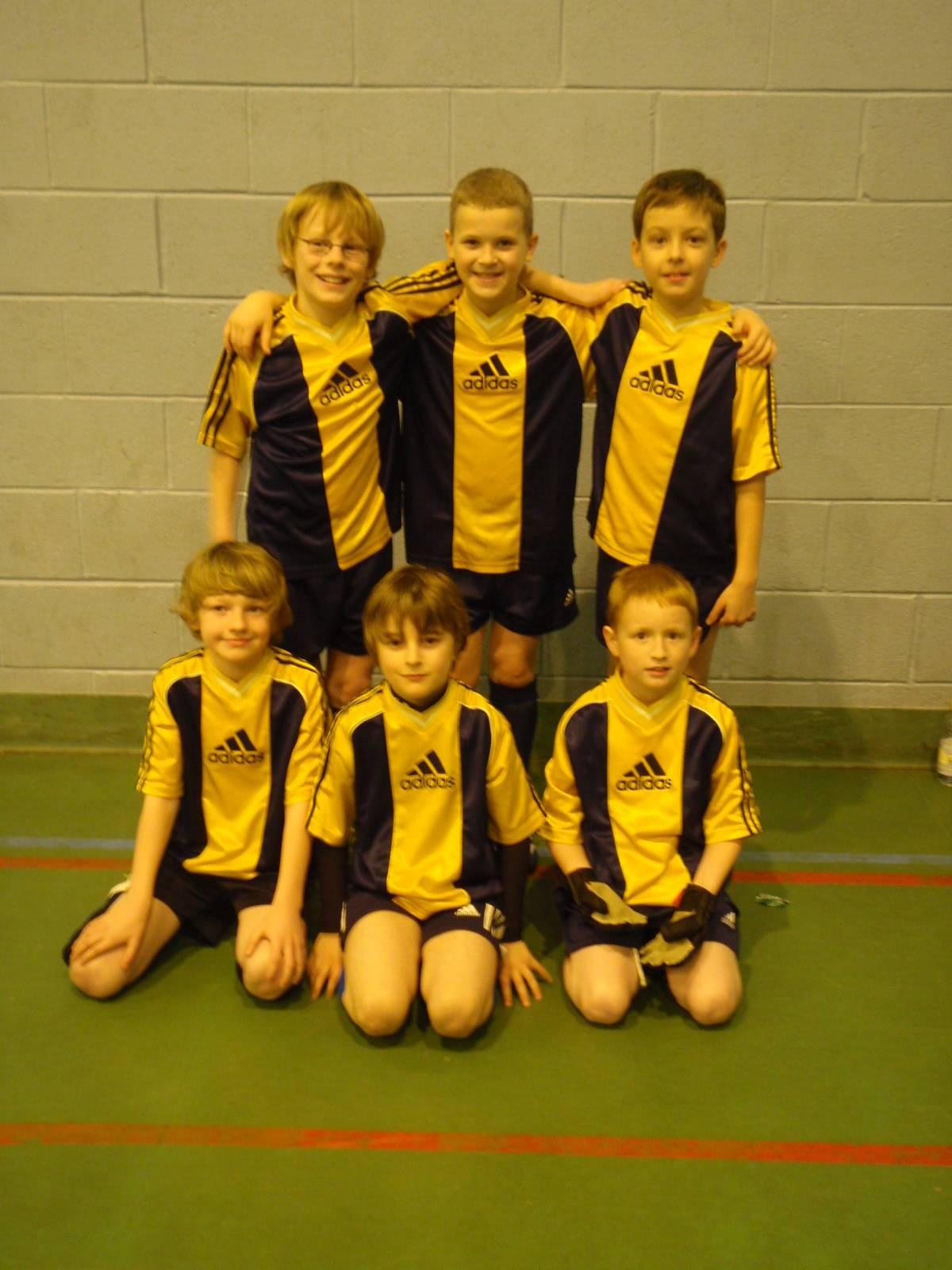 Cub 5 a Side Football 2011