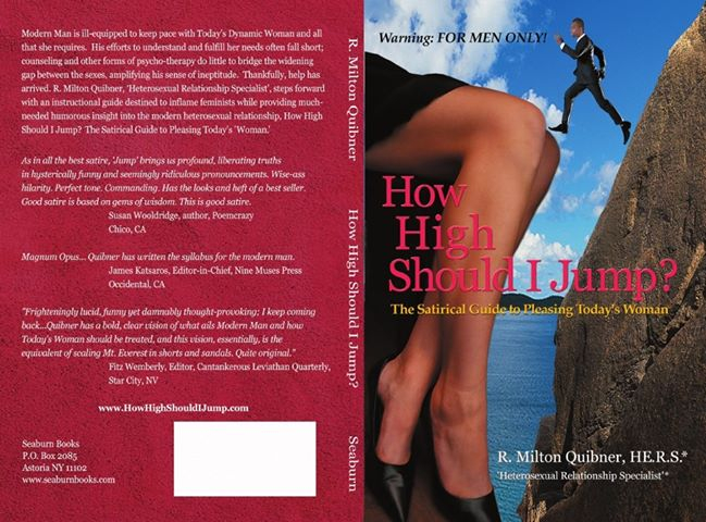 How High Should I Jump? by B. Milton Quibner