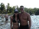 Tony Kristy Lake Wylie