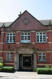 The Drill Hall.