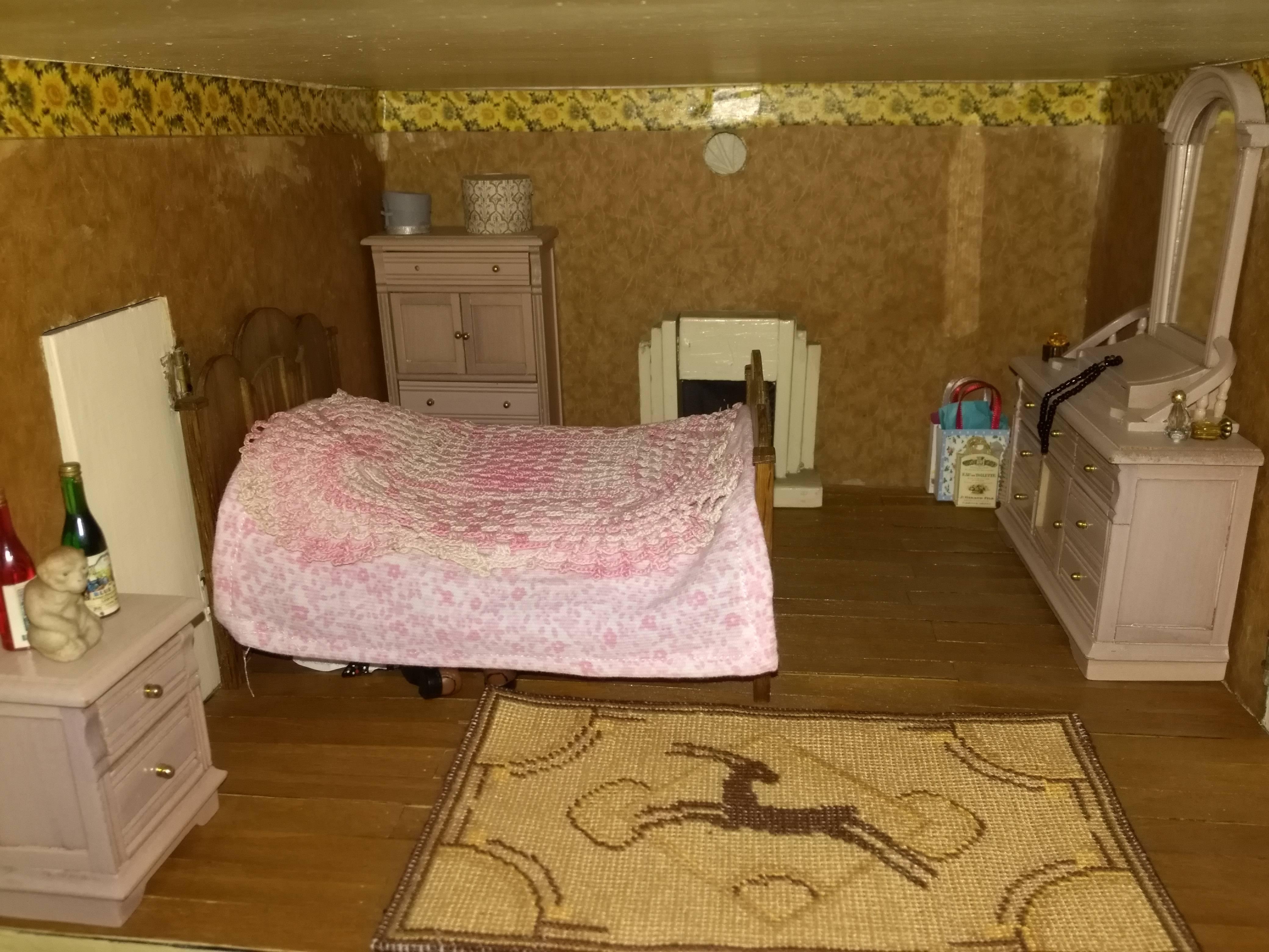 Victoria and Williams bedroom