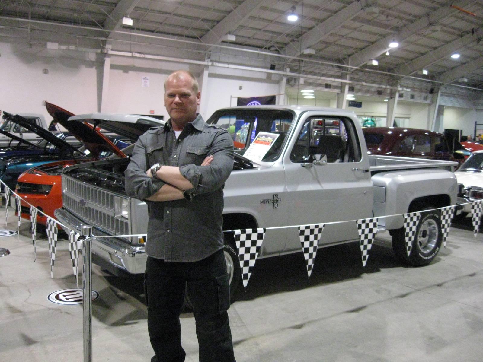 MegaSpeed 2012 Mike Holmes
