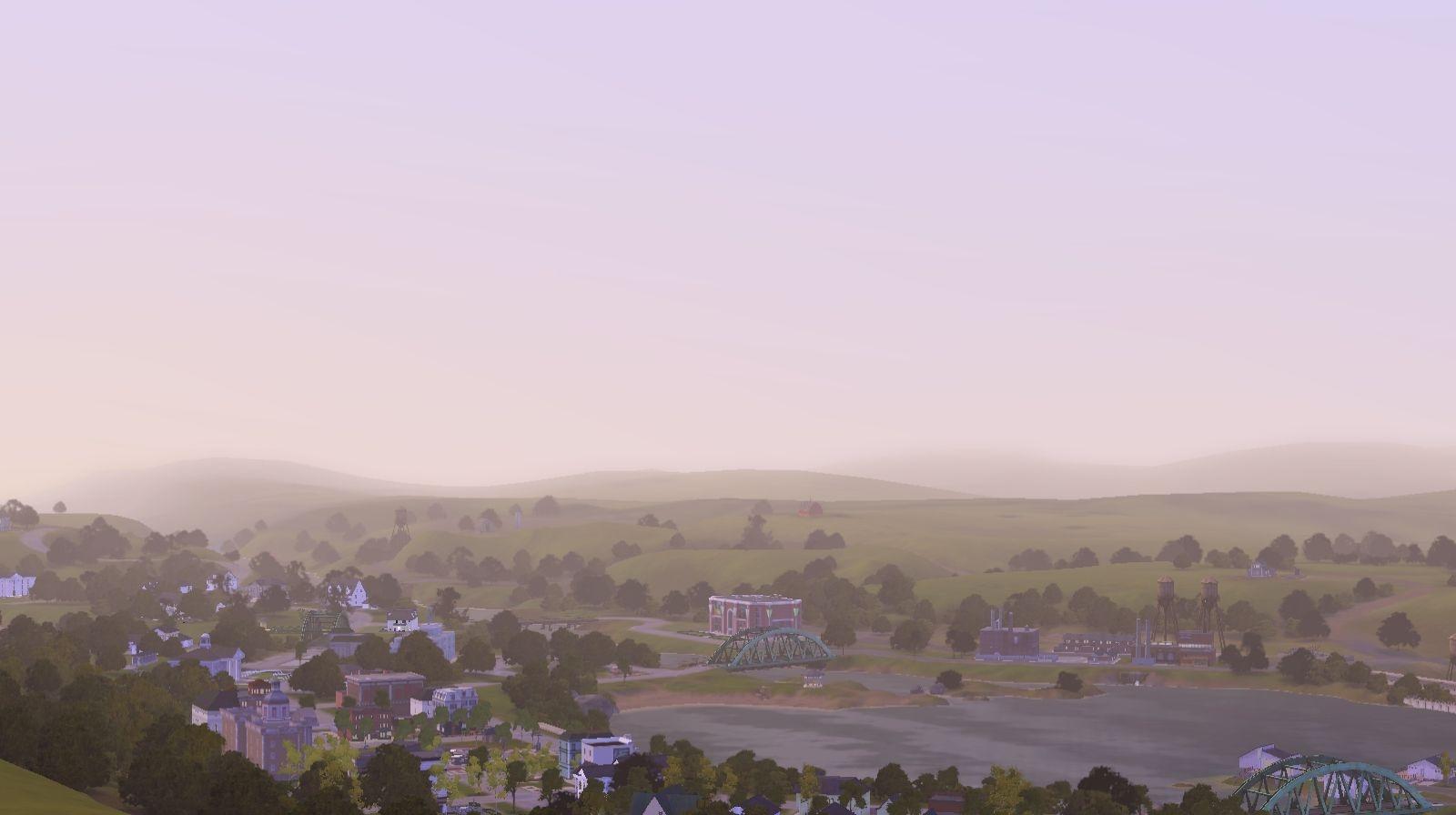 Twinbrook city view 3