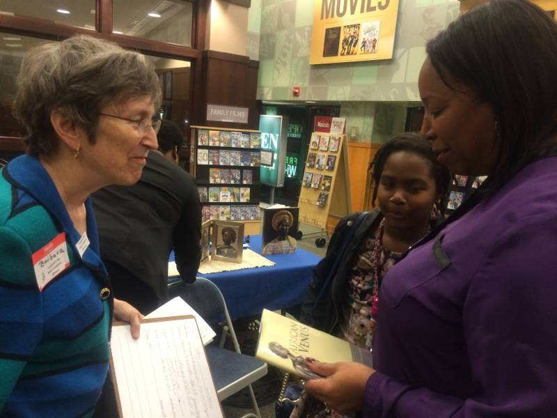 Martin Luther King Library Book Fair