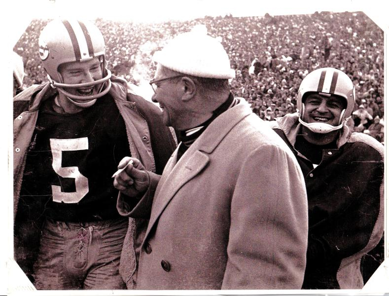 1961 Green bay Packers Championship Game