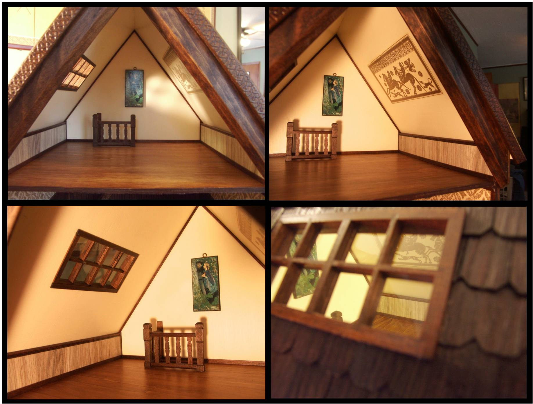 The Inside: Attic