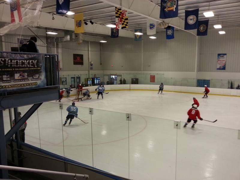 Ice Vault Arena