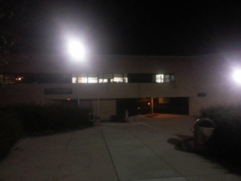 Greenberg Ice Pavilion
