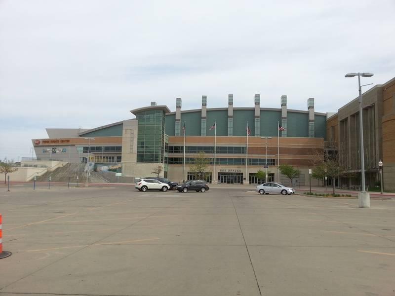 Tyson Events Center