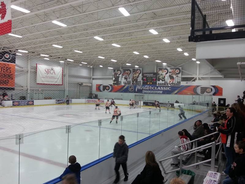 Virtua Center Flyers Skate Zone