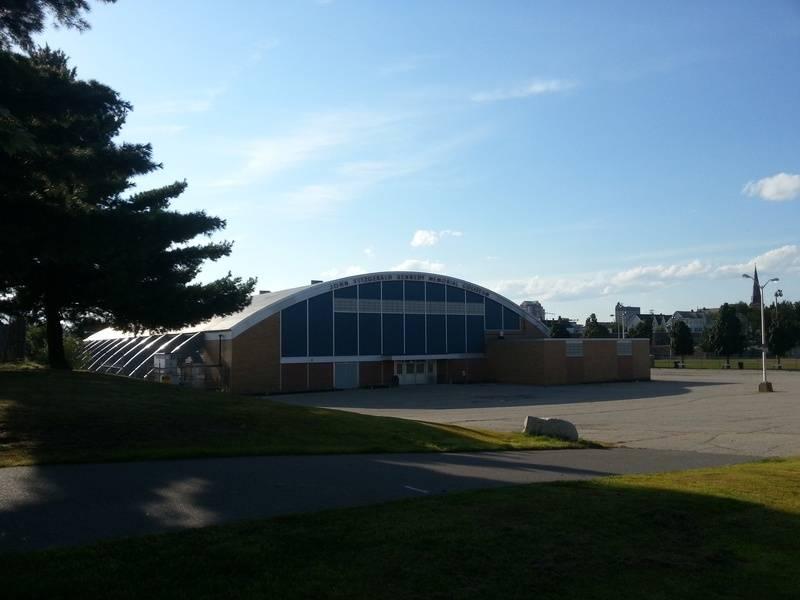 JFK Memorial Coliseum