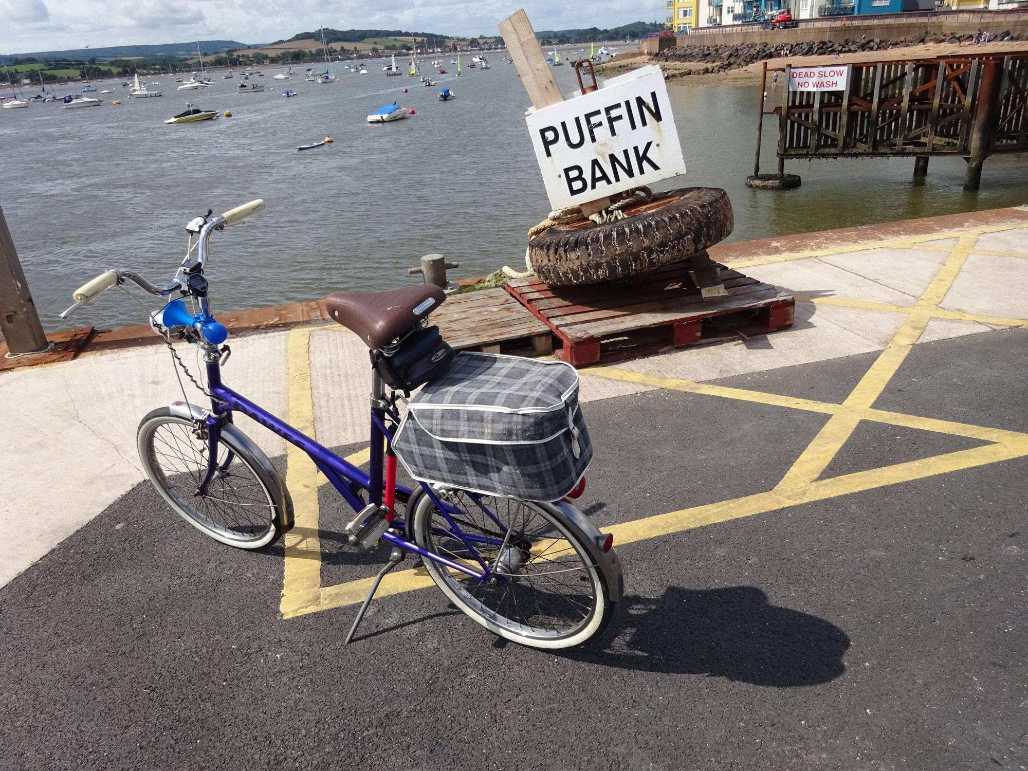 Kingpin at Exmouth