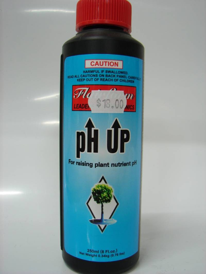 PH Up Flairform