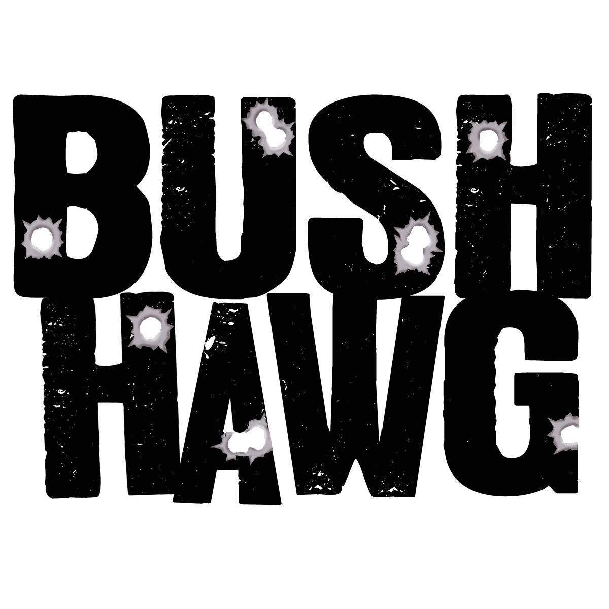 New Bush Hawg logo