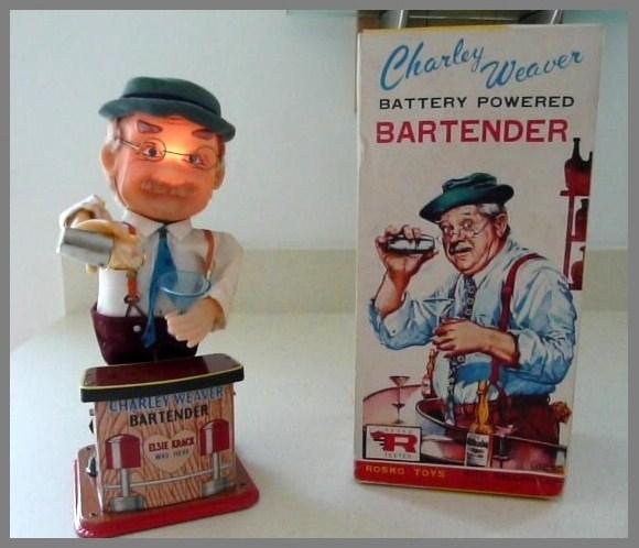 Rosko Charley Weaver Bartender