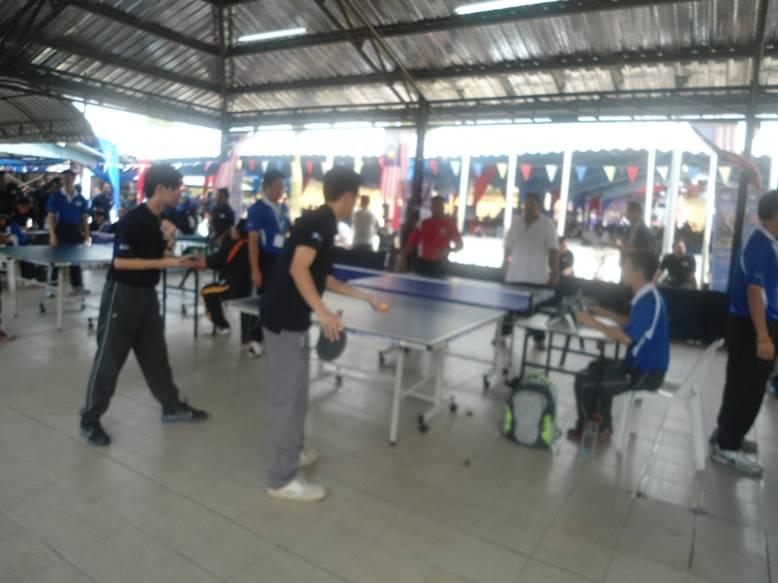 Pertandingan Ping Pong