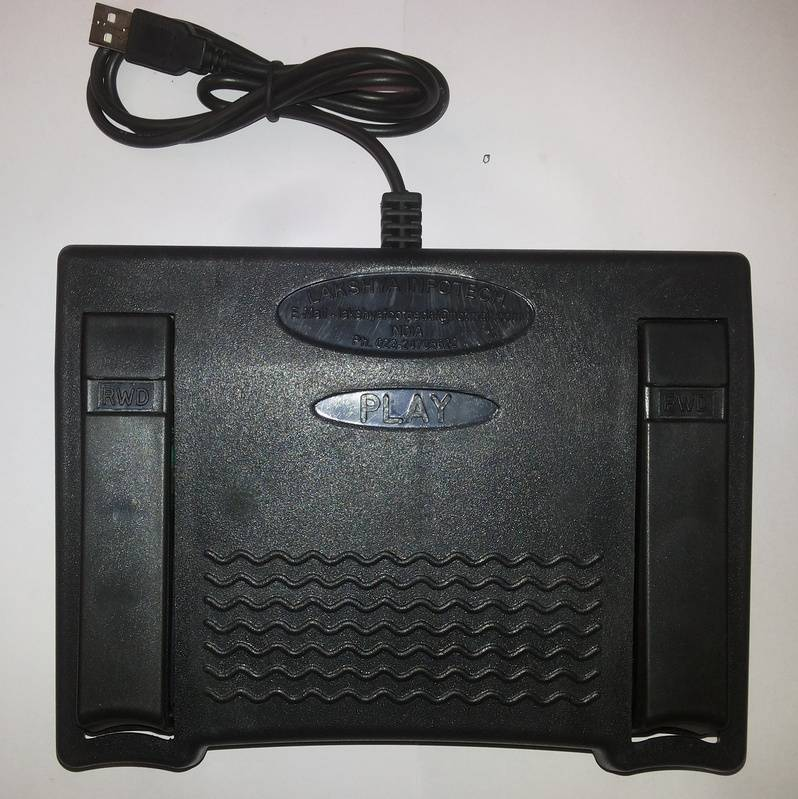 USB VEC ONLINE FOOTPEDAL