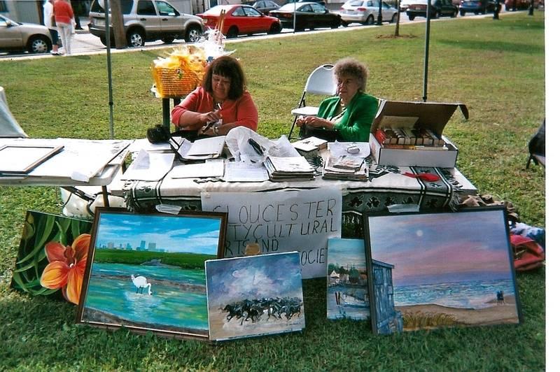 Gloucester City Cultural Arts Table