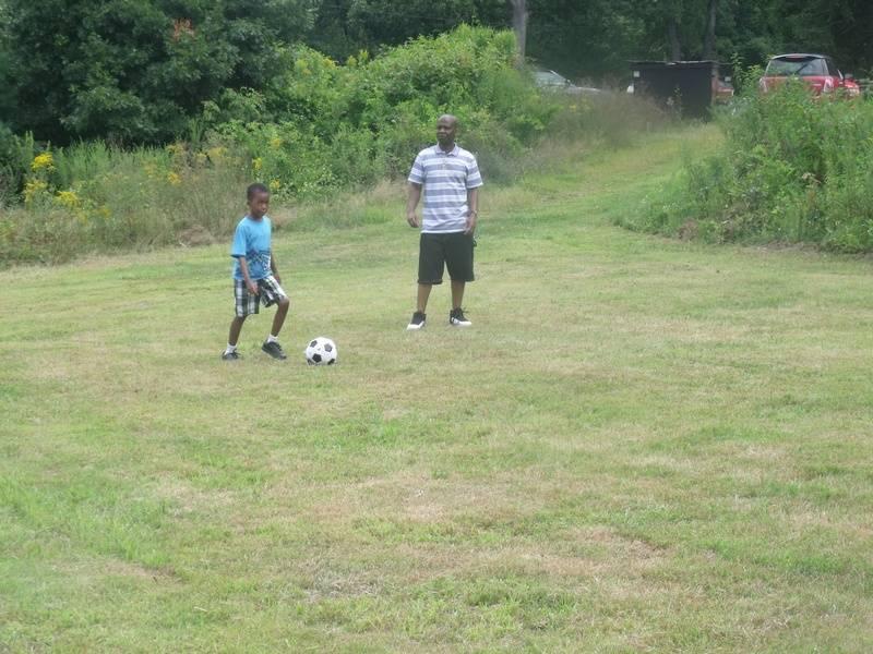 Willie & Joshua