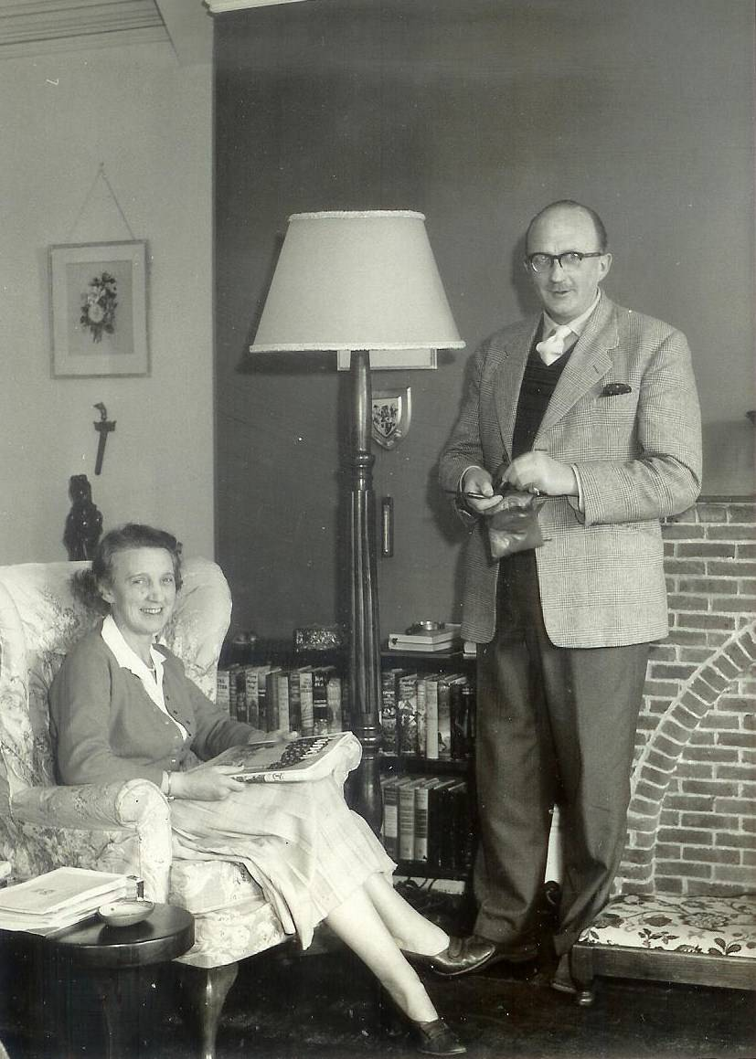 Captain & Mrs Peter Hope-Lang