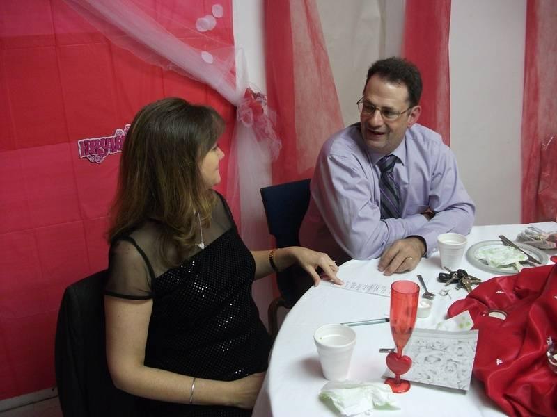 Pastor and Rhonda
